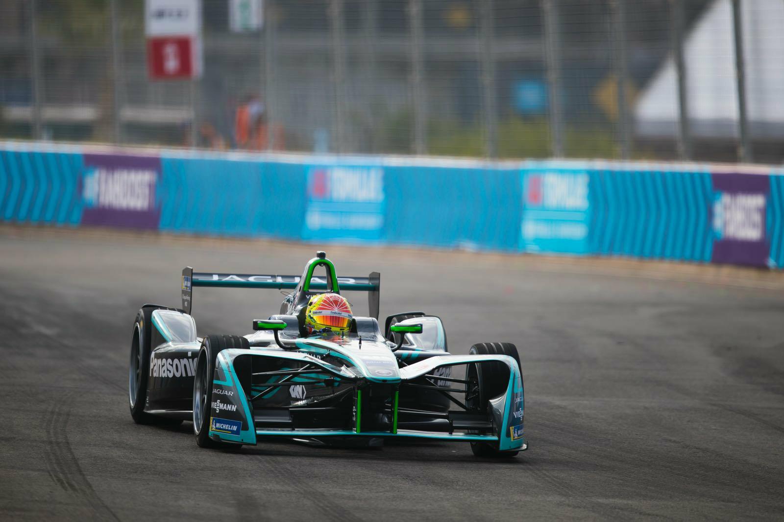 Formule E byla jen chvilkovou zastávkou