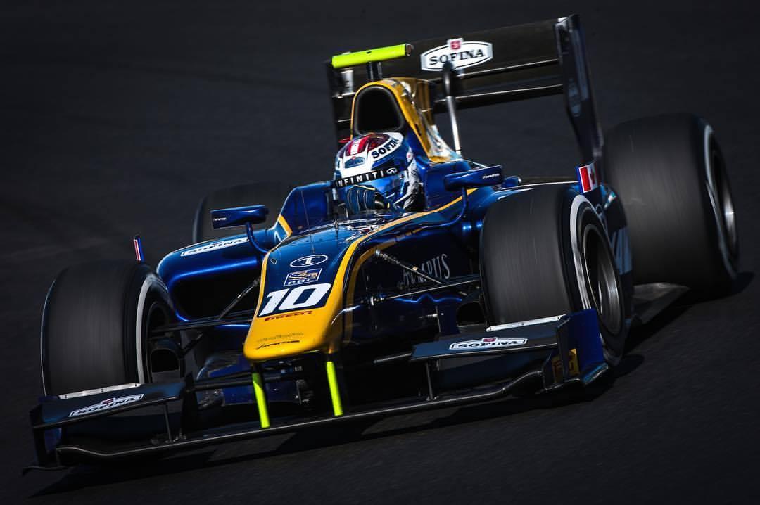 Ve Formuli 3 patřil k nejlepším