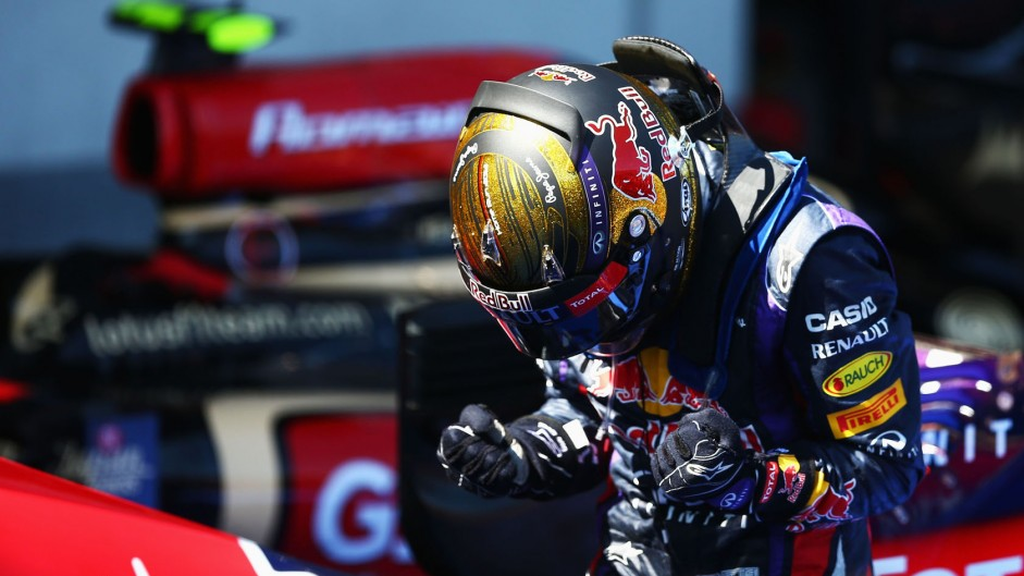 Sebastian Vettel na Nürburgring vzpomíná moc rád