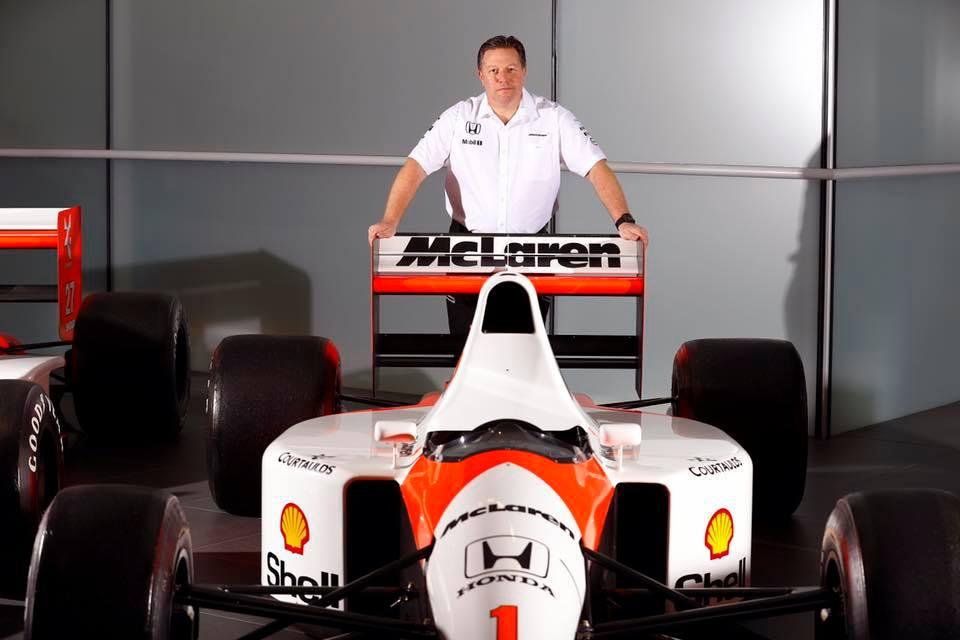 McLaren si to zasloužil