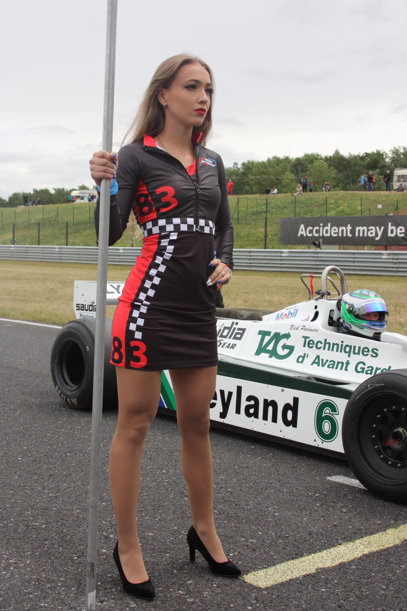 Startovní postavení bylo plné krasavic – to moderní F1 v Rakousku nemohla nabídnout