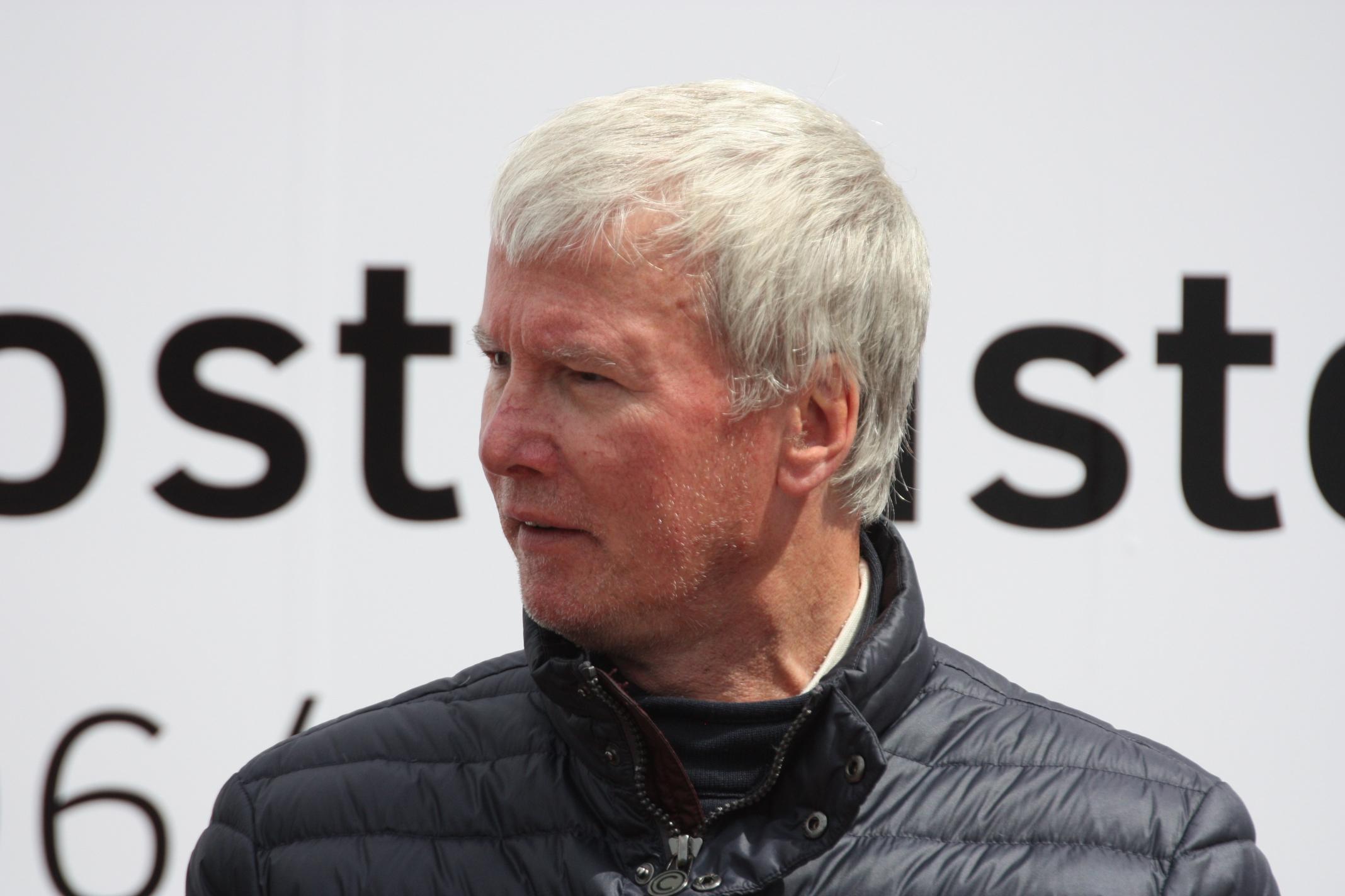 """Na Autodromu, který se mu líbil (""""I like the track from my first lap here!"""") debutoval i bývalý superstar BMW Steve Soper"""