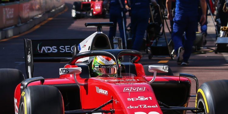 MONACO (MC), May 24-27 2018. Grand Prix at Monaco. Louis Deletraz #20 Charouz Racing System. © 2018 Sebastiaan Rozendaal / Dutch Photo Agency