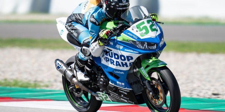 2021 FIM Superbike World Championship, Round 06, WorldSSP300, Barcelona, Catalunya, September 16-19, 2021, Kawasaki