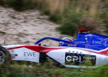 ZANDVOORT (NL), 03-05 September 2021: Round 6 of the Formula 3 championship 2021 at Circuit Zandvoort. Zdenek Chovanec #31 Charouz Racing System © 2021 Sebastiaan Rozendaal / Dutch Photo Agency